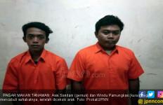 3 Pria dan 1 Wanita Muda Pesta Miras di Pondok, Terjadilah - JPNN.com