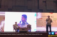 Bekraf Habibie Festival 2018 Bawa Misi Membumikan Teknologi - JPNN.com