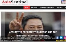 Asia Sentinel Sudah Minta Maaf, PD Tetap Ingin Proses Hukum - JPNN.com