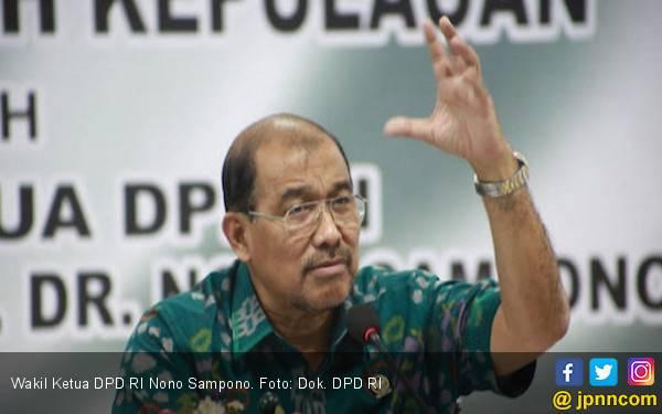 DPD RI Berharap RUU Daerah Kepulauan Segera Disahkan - JPNN.com