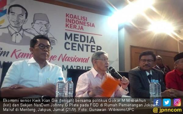 Misbakhun Takzim untuk Konsistensi Pak Kwik Perjuangkan Ide - JPNN.com