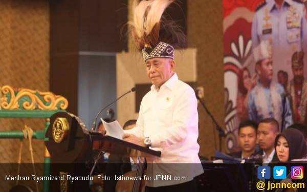Ryamizard Ryacudu, Bapak Bela Negara Indonesia - JPNN.com