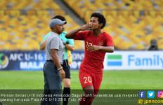 Timnas U-16 Indonesia vs India: Nobar di Rumah si Kembar - JPNN.com