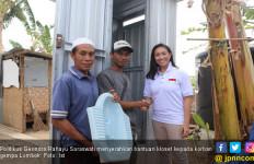Relawan Rahayu Bangun Lumbung Air untuk Korban Gempa Lombok - JPNN.com