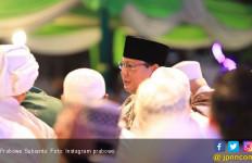 Ada Sesuatu yang Pengin Diminta Prabowo ke Mbah Moen - JPNN.com