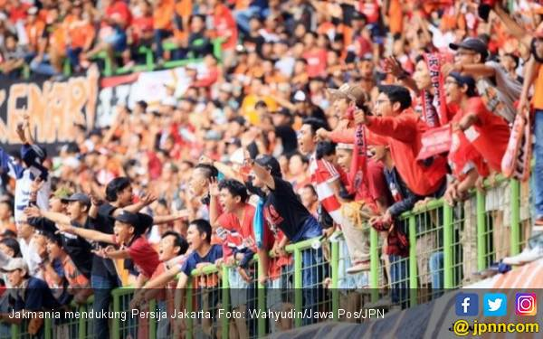 Persija vs Mitra Kukar: Jakmania Siapkan Kejutan - JPNN.com