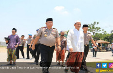 Jelang Pilpres, Kapolda Jatim Gerilya di Ponpes - JPNN.com
