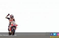 Marc Marquez Mengamuk di FP2 MotoGP Aragon - JPNN.com