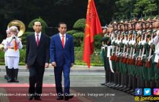 Jokowi Sedih Dengar Kabar Presiden Vietnam Wafat - JPNN.com