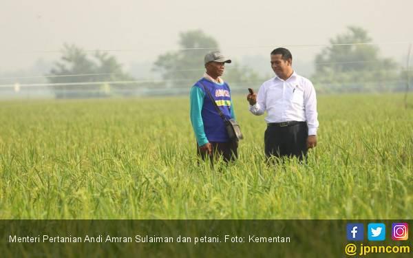 Genjot Kemunculan 1 Juta Petani Muda demi Lumbung Pangan Dunia - JPNN.com