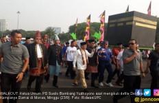 Pak SBY Walkout saat Deklarasi Kampanye Damai, Ini Sebabnya - JPNN.com