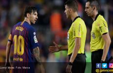 Lionel Messi Lewati Rekor Raul, tapi Masih di Bawah Casillas - JPNN.com