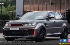 Modifikasi Range Rover SVR: Gahar - JPNN.com