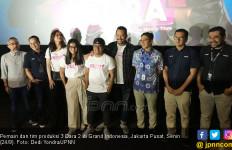 Ganti Sutradara, Film 3 Dara 2 Diyakini Berbeda dari Pertama - JPNN.com