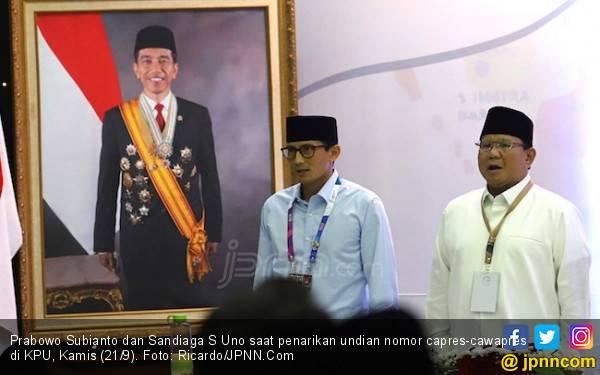 Sandi Mengaku Prihatin soal Jokowi Terus Diserang Isu PKI - JPNN.com