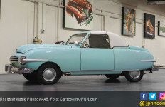 Roadster Klasik Playboy A48 Dilelang - JPNN.com