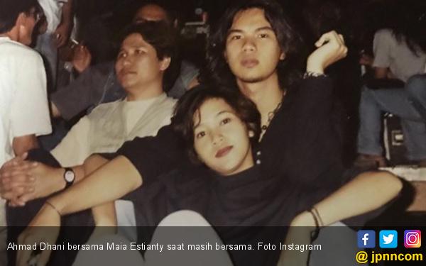 Maia Estianty Menikah, Begini Respons Ahmad Dhani - JPNN.com