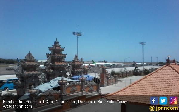 Update Kondisi Penerbangan di Bandara Ngurah Rai - JPNN.com