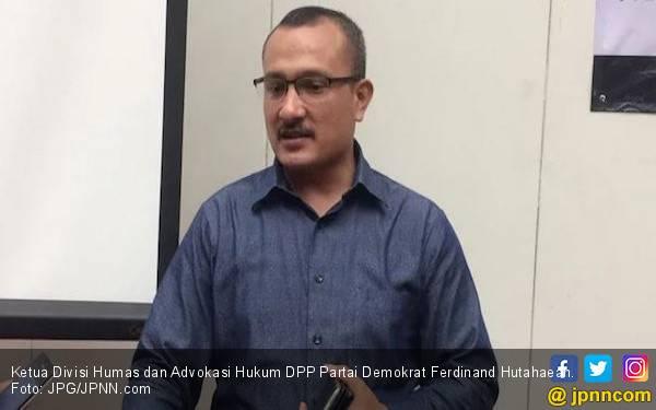 Ferdinand Demokrat Tuding PSI Bawa Misi Membenci Orde Baru - JPNN.com