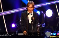 Luka Modric Bikin Zvonimir Boban Menangis di London - JPNN.com