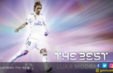 Luka Modric Diakui jadi Pemain Terbaik FIFA 2018 - JPNN.com