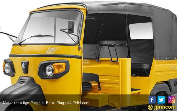 Piaggio Coba Peruntungan dengan Menyaingi Bajaj - JPNN.com
