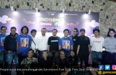Pak Jokowi Ditunggu Kehadirannya di Synchronize Fest 2018 - JPNN.com