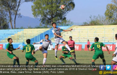 Final LIMA Football Nationals 2018: UMJ Tantang UMM - JPNN.com