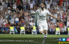Usus Buntu, Isco Absen di Empat Laga Real Madrid - JPNN.com