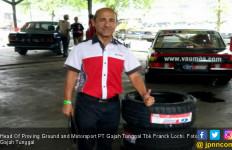 Ban GT Radial Champiro SX Tingkatkan Performa Pembalap TTI - JPNN.com