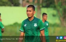 Pelatih PSMS Percayakan Ban Kapten Kepada Legimin Raharjo - JPNN.com