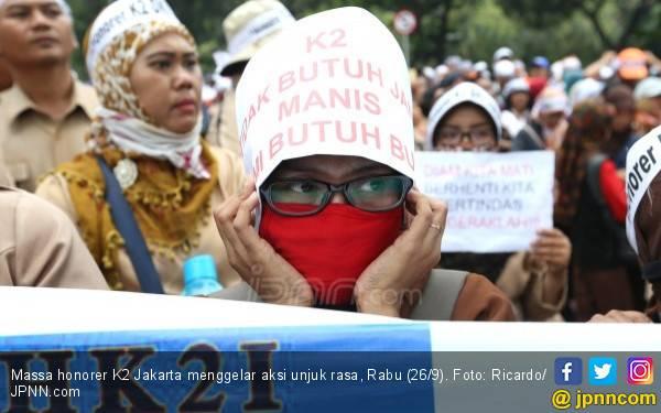 Antisipasi Honorer K2 Mogok Kerja, Rekrut Sukarelawan - JPNN.com