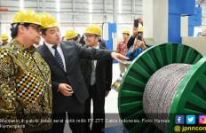 Pemerintah Pacu Investasi di Industri Serat Optik - JPNN.com