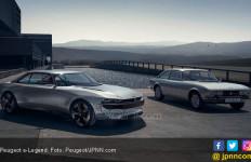 Reinkarnasi Peugeot 504 Dalam Konsep Masa Depan - JPNN.com