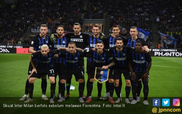 Jangan Pikirkan Barcelona, Inter Harus Fokus Lawan Milan - JPNN.com