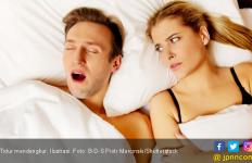 Selain Posisi Tidur, ini 5 Faktor yang Bisa Menyebabkan Anda Ngorok - JPNN.com