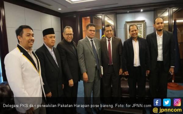 PKS Pererat Hubungan dengan Pakatan Harapan Malaysia - JPNN.com