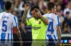 Leganes Cuma Butuh 68 Detik Kalahkan Barcelona - JPNN.com