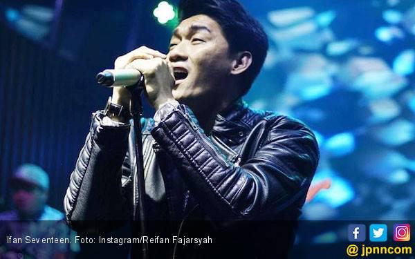 Ifan Seventeen Minta Maaf tak Hadiri Pemakaman Bani & Herman - JPNN.com
