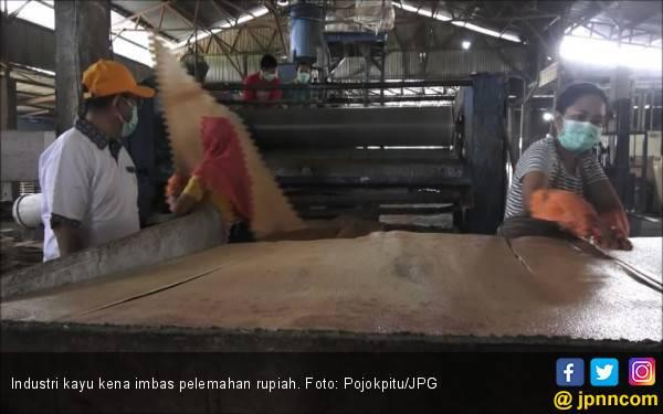 Pengusaha Kayu Tergerus Dampak Melemahnya Rupiah - JPNN.com