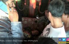 Pelaku Curanmor Babak Belur Terkepung di Rumah Warga - JPNN.com
