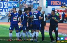 Pencetak Gol PSIS ke Gawang Arema FC: Kerja Keras Tak Khianati Hasil - JPNN.com
