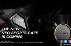 Kejutan Naked Bike Honda di Intermot 2018 - JPNN.com