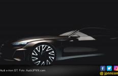 Audi e-tron GT Ingin Kalahkan Tesla Dalam Hal Cas Baterai - JPNN.com