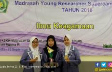 Juara Myres 2018: Budaya Literasi Bisa Tangkal Radikalisme - JPNN.com
