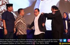 Gabung Nasdem, Danny Pomanto: Insyaallah Jadi Besar - JPNN.com
