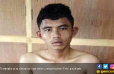 Tepergok, Maling Hamburkan Uang Puluhan Juta di Jalan - JPNN.com