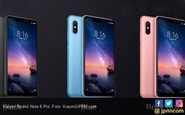 Keunggulan Xiaomi Redmi Note 6 Pro Ditebus Rp 3 Jutaan - JPNN.com