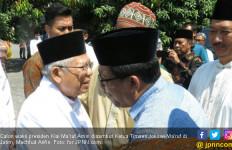 Respons Kiai Ma'ruf soal Hoaks Ratna Sarumpaet Dianiaya - JPNN.com
