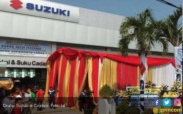 CEO Hingga Level Karyawan Dealer Suzuki Turun Tangan Langsung Layani Konsumen, Ada Apa? - JPNN.com